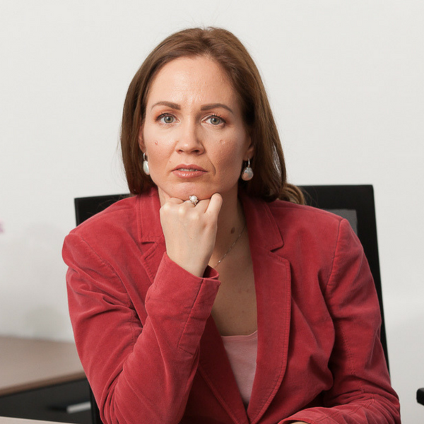 Nocashevents Ana Cernat - Deputy General Manager at Banca Romaneasca