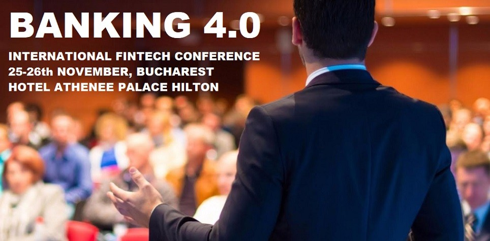 Nocashevents First six international experts, from six different countries, confirmed their presence at Banking 4.0 – International Fintech Conference