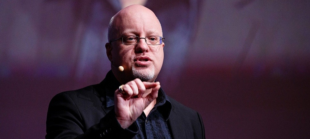 Nocashevents Brett King, voted the world's #1 Financial Services Influencer – message to the Banking 4.0 audience