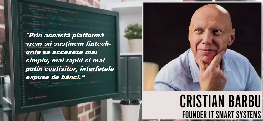 "Nocashevents Fondator platforma Smart Payment Gateway: ""Urmarim ca pana la finalul anului sa avem top 10 banci romanesti integrate, plus un fintech"""