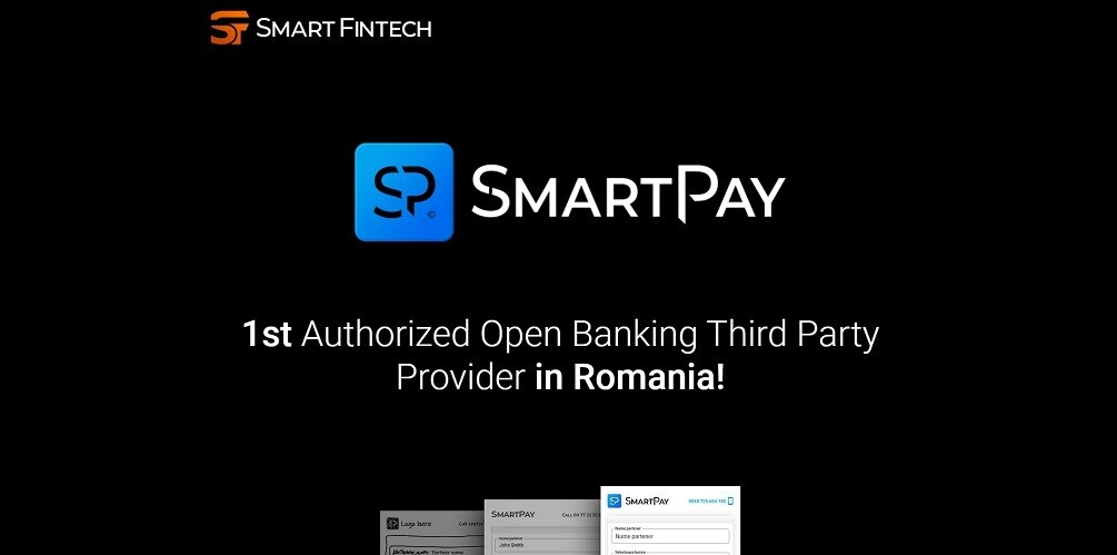 Nocashevents Smart Fintech officially launches SmartPay, the first alternative payment service authorized by the National Bank of Romania