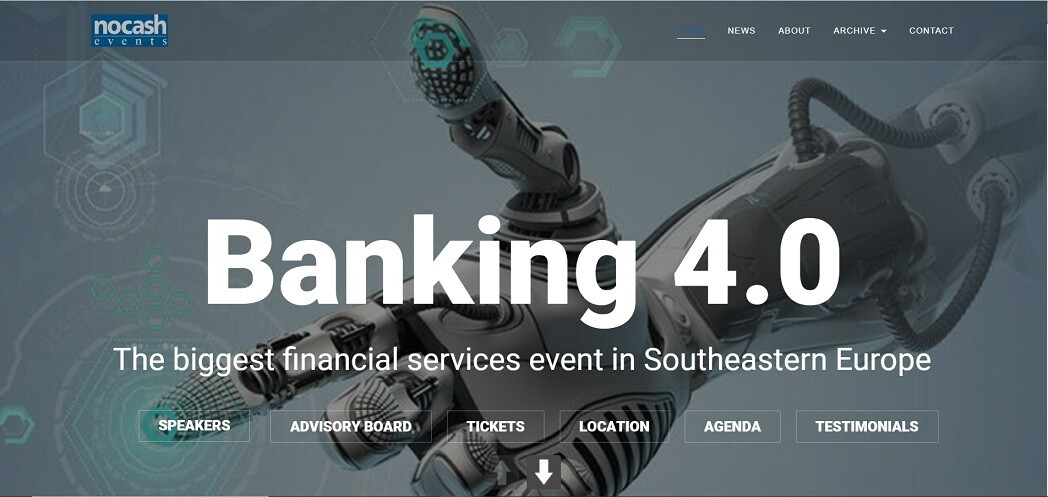 Nocashevents The waiting is over – Banking 4.0 is coming back more powerful than ever. An in person event with up to 500 experts from over 15 countries.