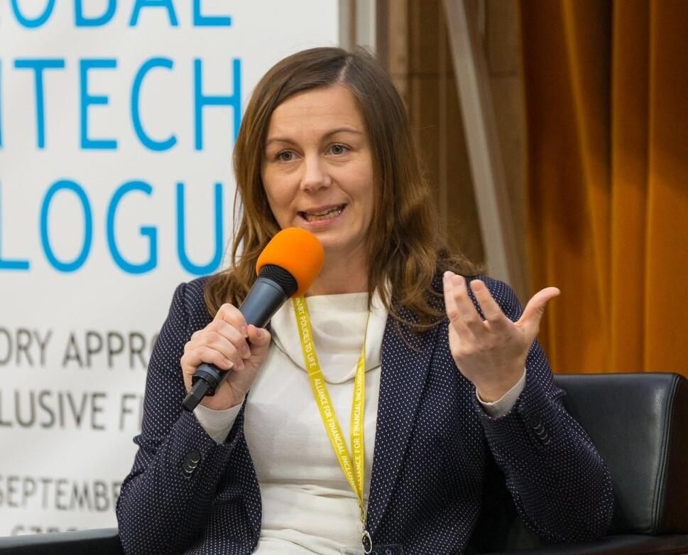 Nocashevents Maria Staszkiewicz - the President of the European Digital Finance Association (EDFA)