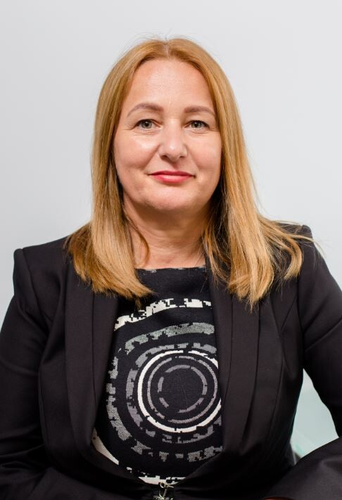 Nocashevents Mariana Chindris, Chief Technology Officer at Banca Transilvania.