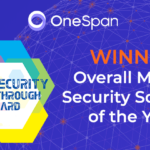 Nocashevents OneSpan wins CyberSecurity Breakthrough Award for mobile security innovation for second consecutive year. The company is coming to Banking 4.0.