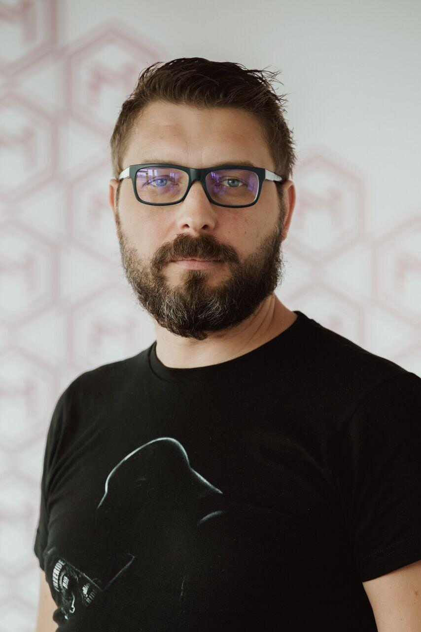 Nocashevents Alin Iftemi, CBO of Modex, Co-founder of Modex