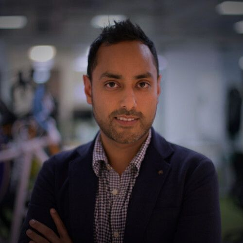Nocashevents Atul Choudrie - Chief Commercial Officer and MD Banking at Monese